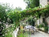 Italian Garden Patio