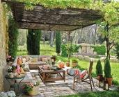 Italian Garden Living